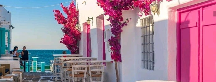 Principote Panormos Mykonos is one of Grecia.