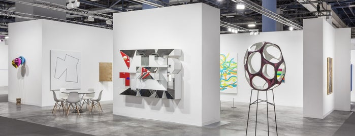 Art Basel is one of Аrtistry...