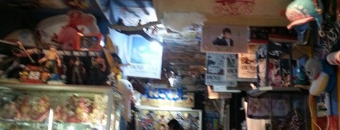 ALL BLUE is one of Osaka Bars.