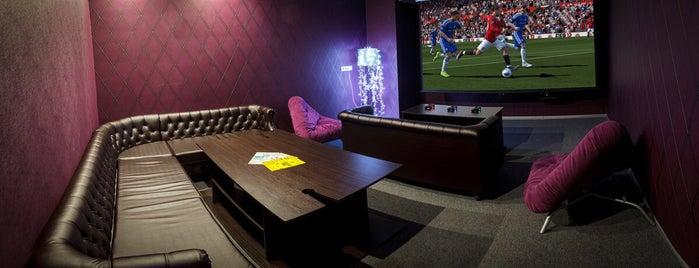Game Inn is one of Креативні простори.