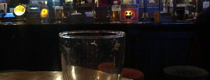 Black Swan Pub is one of Москва.