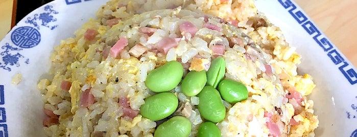 中華料理 タカノ is one of Lieux sauvegardés par Hide.