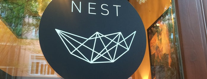 Nest Restaurant is one of EUROPA TRIP.