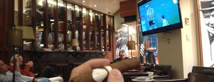 Davidoff of Geneva is one of Matches (Have).