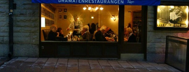 Restaurang Frippe is one of Stockholm.