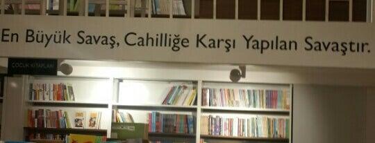 Keyf-i Kültür & Kitap Cafe is one of UŞAK.