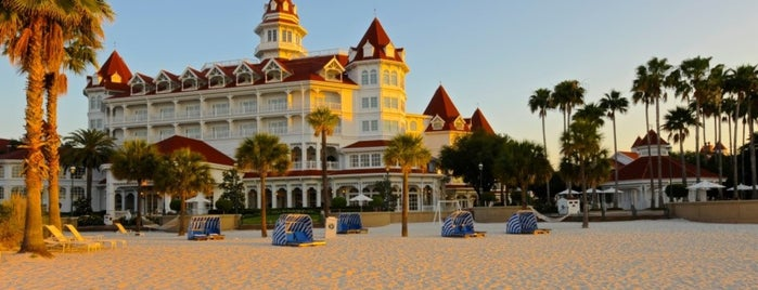 Disney's Grand Floridian Resort & Spa is one of #WDW Fave Spots.