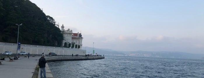 The Grand Tarabya - Limani Balık is one of New List.