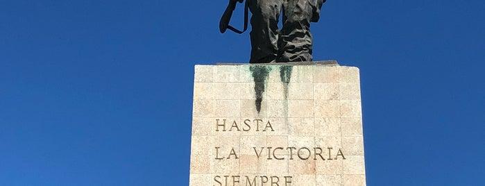 Che Guevara Mausoleum is one of Cuba.