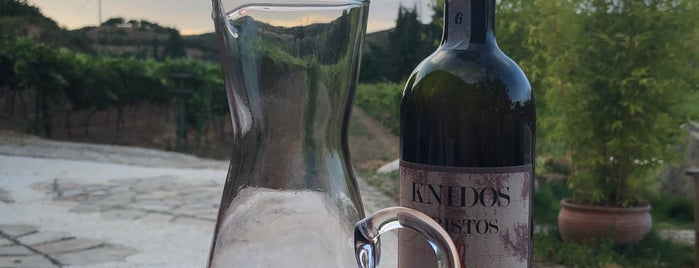 Knidos Şarapçılık is one of Datça.