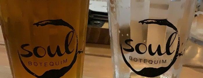 Soul Botequim is one of Locais salvos de Rafael.