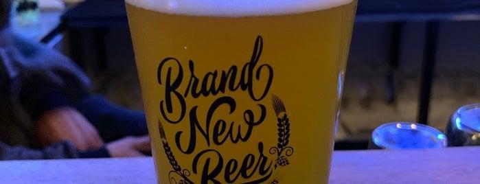 Brand New Beer is one of Orte, die Pati gefallen.