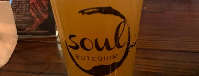 Soul Botequim is one of Carbon Lunch.