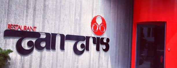 Tantris is one of Gute Restaurants.