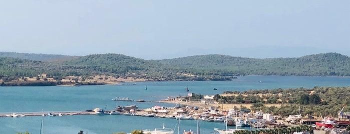 Cunda Iskele is one of Sevinç : понравившиеся места.