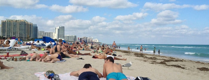 12th Street Beach is one of Miami.