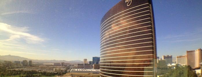 Encore at Wynn Las Vegas is one of Vegas.