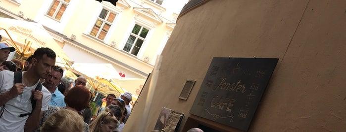 Fenster Cafe is one of Alina : понравившиеся места.