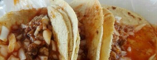 Tacos De Birria El Güero is one of Alexさんのお気に入りスポット.