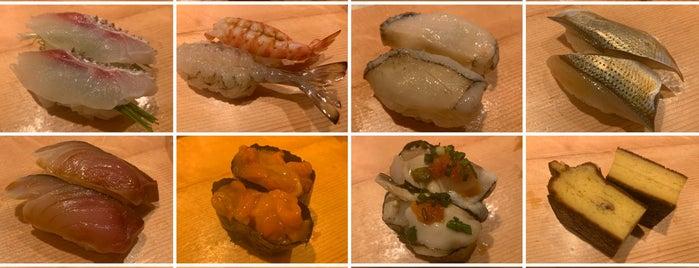 Shin Tanaka is one of food tokyo.