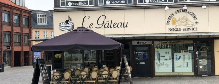 Le Gateau is one of Visit Denmark.