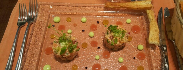 Didier De Courten is one of Haute Cuisine Internat.