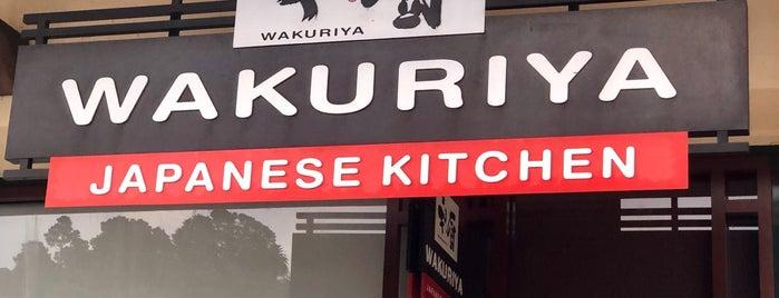 Wakuriya is one of south bay sushi.