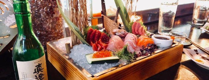 Full Moon Sushi and Kitchen Bar is one of San Diego.