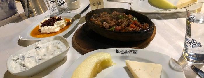 Dörtler Restaurant is one of Locais curtidos por Erkan.