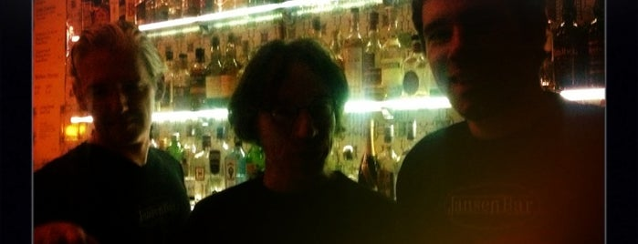 Jansen Bar is one of Berlin Bars (zitty/tip).