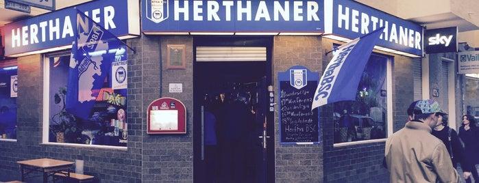 Herthaner is one of Tempat yang Disukai Mike.