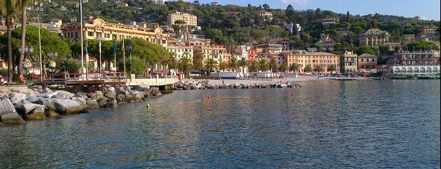 Santa Margherita Ferry Port is one of Mare.