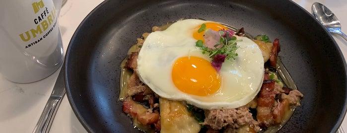 OEB Breakfast Co. is one of Tempat yang Disukai Max.