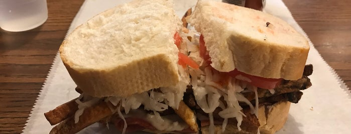 Primanti Bros. is one of Locais curtidos por Chip.