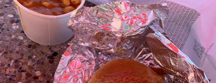 Good Times Burgers & Frozen Custard is one of Tempat yang Disukai Max.