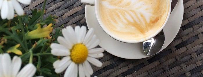 Kavárnička is one of Kde si pochutnáte na kávě doubleshot?.
