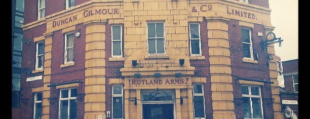 Rutland Arms is one of Lieux qui ont plu à Carl.