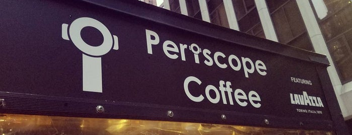 Periscope Coffee On Pearl Street is one of Luminaries Need to Eat Too.