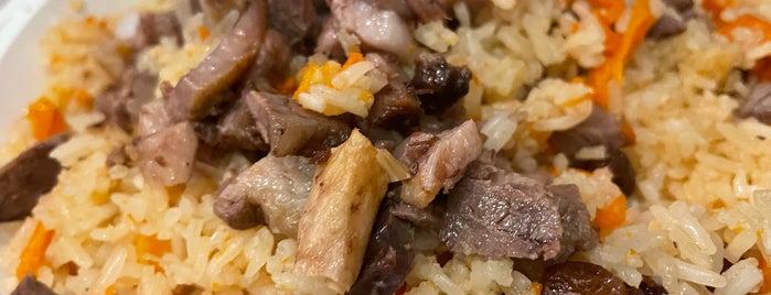 Caravan Uyghur Cuisine is one of New York: To-Do.