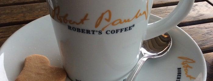 Robert's Coffee is one of Gespeicherte Orte von ; Rey.