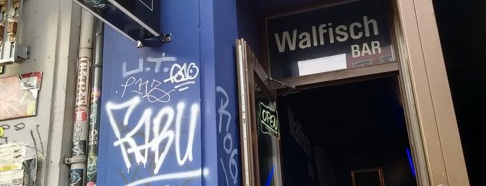 Walfisch Bar is one of Ausgehen in Hamburg.