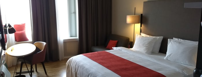 Holiday Inn Hamburg - City Nord is one of MyHotels.