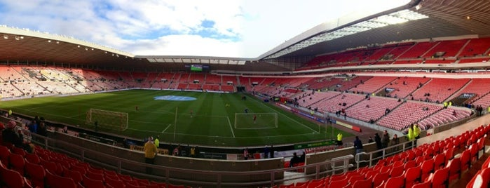 Stadium of Light is one of Big Matchs's Today!.