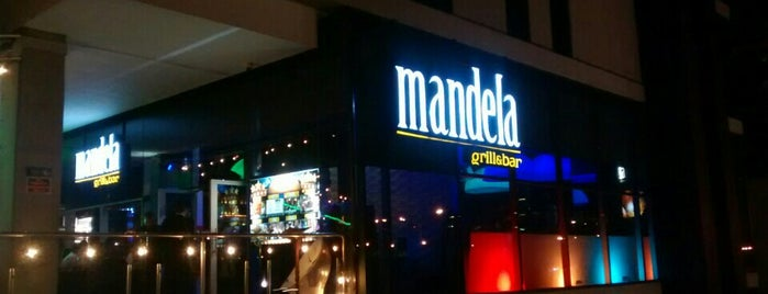 Mandela is one of Lugares favoritos de Lau.