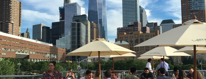 City Vineyard is one of NYC Summer Guide: Day Drinking.