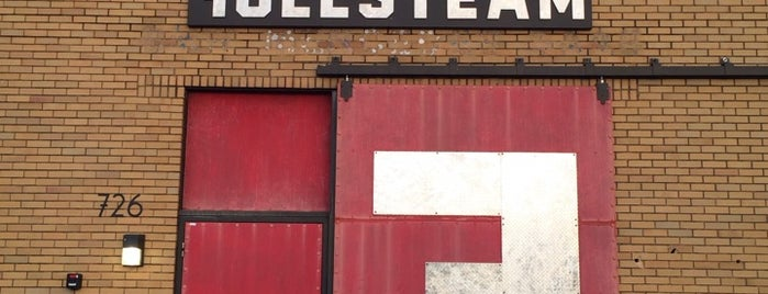 Fullsteam Brewery is one of Breweries USA.