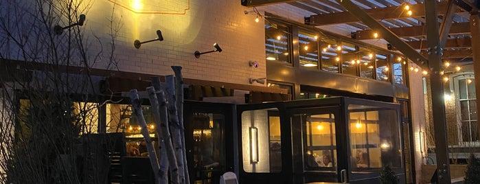 LUCA is one of Open Table 100 Best Restaurants.