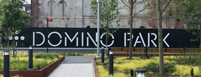 Domino Park is one of Fodor's 25 ultimate things in NYC.