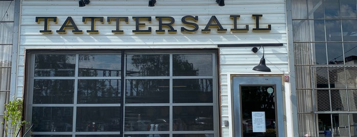 Tattersall Distilling is one of Minneapolis.