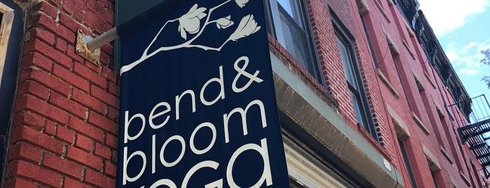 Bend & Bloom Yoga is one of Lugares favoritos de Nicole.